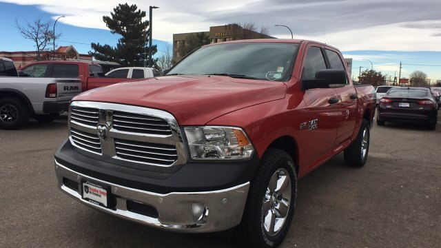 2018 Ram 1500 Crew Cab 4x4,  Pickup #R2497 - photo 6