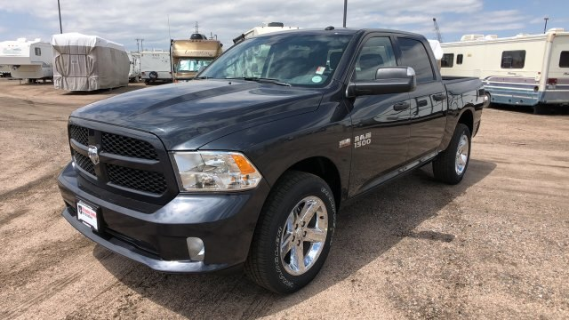 2018 Ram 1500 Crew Cab 4x4,  Pickup #R2502 - photo 6