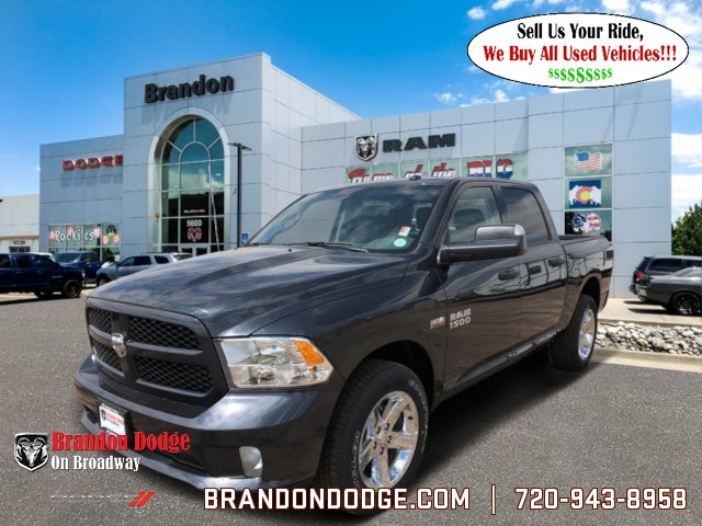 2018 Ram 1500 Crew Cab 4x4,  Pickup #R2502 - photo 1