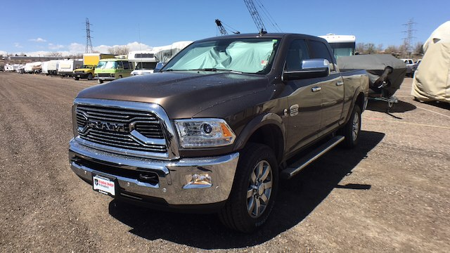 2018 Ram 3500 Crew Cab 4x4, Pickup #R2510 - photo 4
