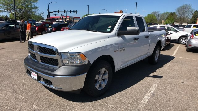 2018 Ram 1500 Quad Cab 4x4,  Pickup #R2540 - photo 5