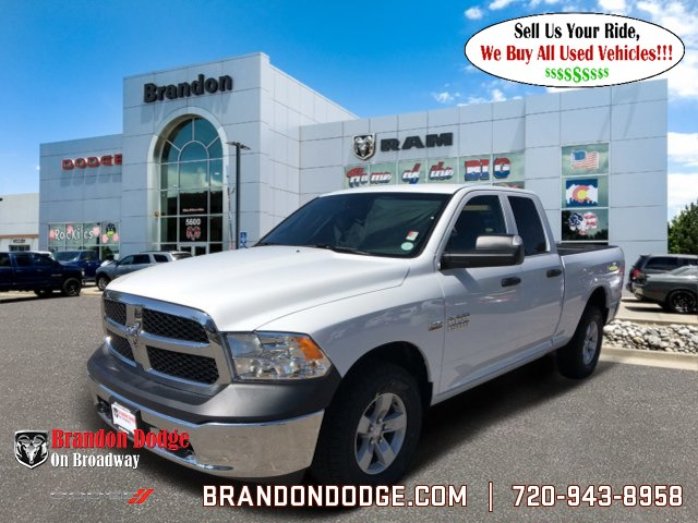 2018 Ram 1500 Quad Cab 4x4,  Pickup #R2540 - photo 1