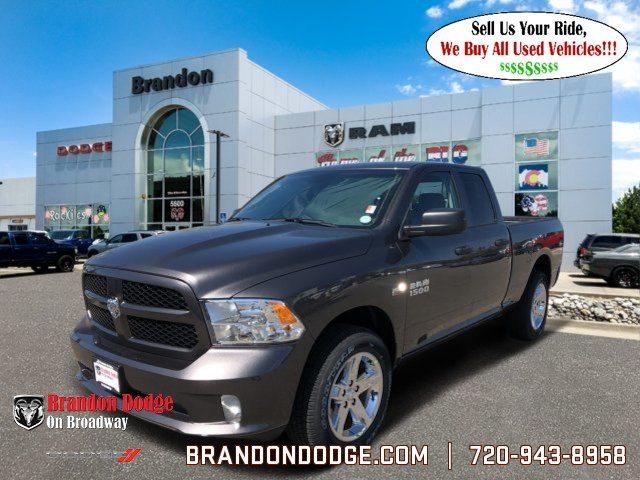 2018 Ram 1500 Quad Cab 4x4,  Pickup #R2541 - photo 1