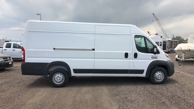 2018 ProMaster 3500 High Roof,  Empty Cargo Van #R2550 - photo 9