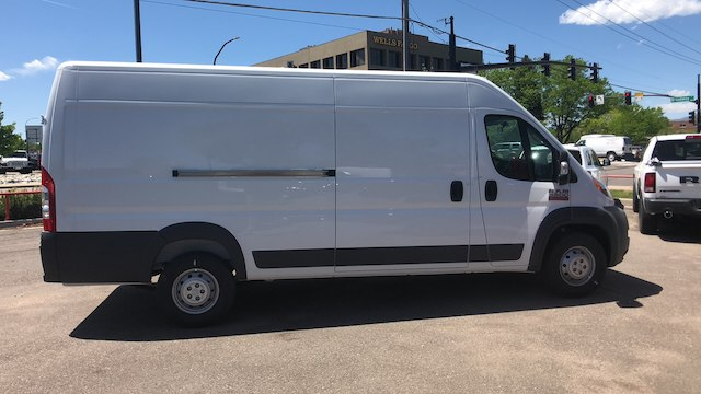 2018 ProMaster 3500 High Roof,  Empty Cargo Van #R2562 - photo 4