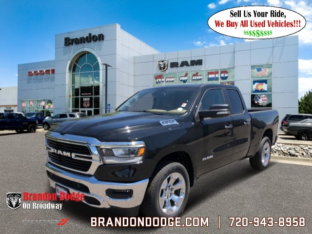 2019 Ram 1500 Quad Cab 4x4,  Pickup #R2564 - photo 1