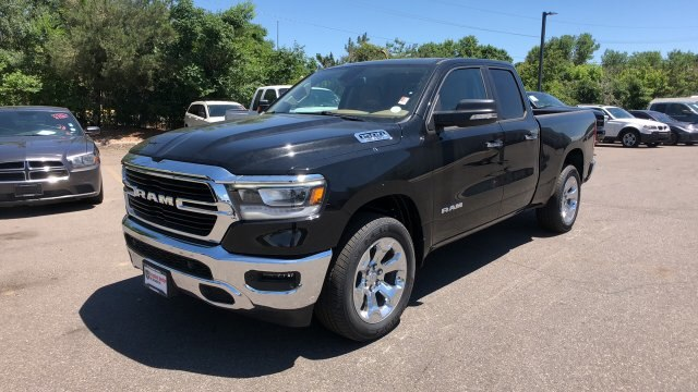 2019 Ram 1500 Quad Cab 4x4,  Pickup #R2564 - photo 3
