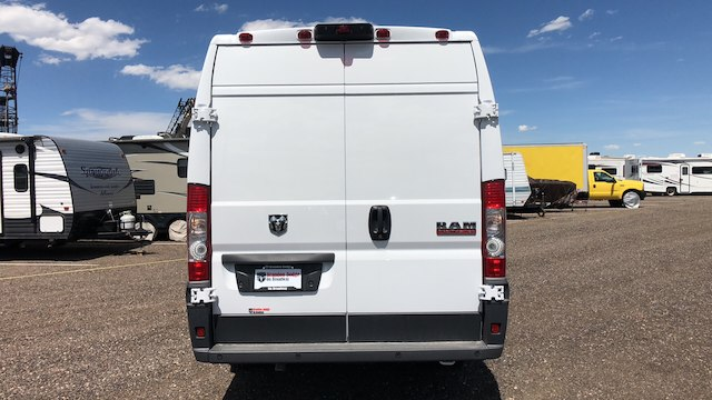 2018 ProMaster 3500 High Roof,  Empty Cargo Van #R2568 - photo 3