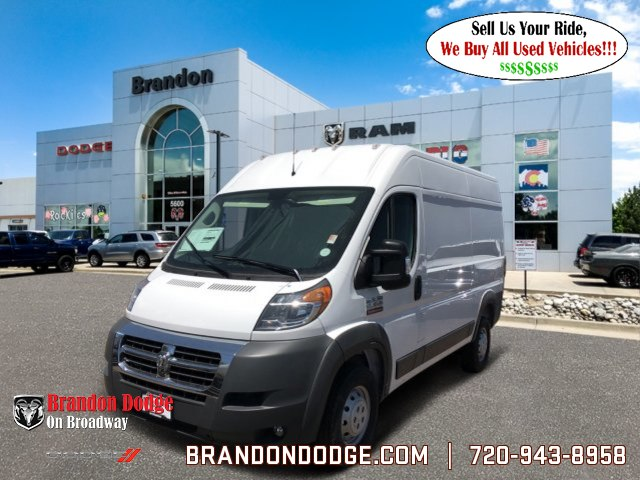 2018 ProMaster 1500 High Roof,  Empty Cargo Van #R2583 - photo 15