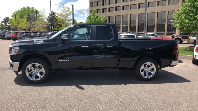 2019 Ram 1500 Quad Cab 4x4,  Pickup #R2587 - photo 4