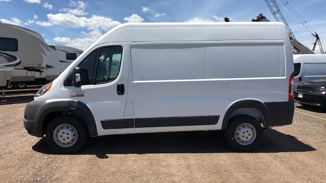 2018 ProMaster 1500 High Roof,  Empty Cargo Van #R2594 - photo 2