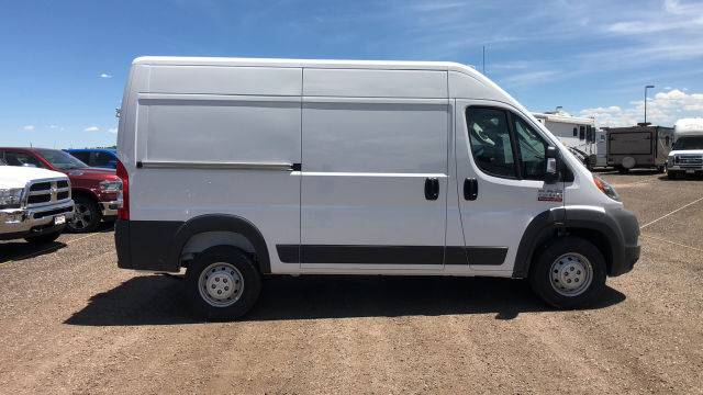 2018 ProMaster 1500 High Roof,  Empty Cargo Van #R2594 - photo 3