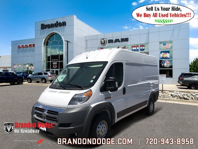 2018 ProMaster 1500 High Roof,  Empty Cargo Van #R2594 - photo 13