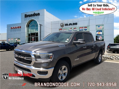 2019 Ram 1500 Crew Cab 4x4,  Pickup #R2608 - photo 1