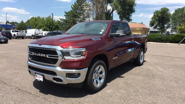 2019 Ram 1500 Quad Cab 4x4,  Pickup #R2679 - photo 14