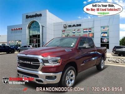 2019 Ram 1500 Quad Cab 4x4,  Pickup #R2679 - photo 1