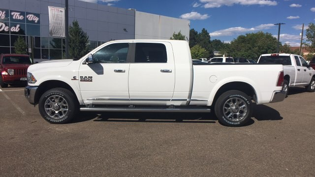 2018 Ram 3500 Mega Cab 4x4,  Pickup #R2708 - photo 2