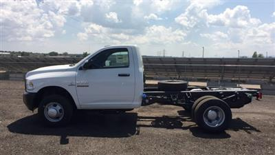 2018 Ram 3500 Regular Cab DRW 4x4,  Cab Chassis #R2736 - photo 2
