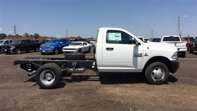 2018 Ram 3500 Regular Cab DRW 4x4,  Cab Chassis #R2736 - photo 4