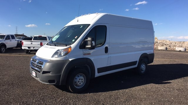 2018 ProMaster 2500 High Roof FWD,  Empty Cargo Van #R2868 - photo 3