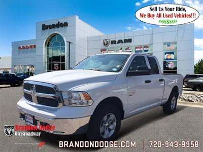 2019 Ram 1500 Quad Cab 4x4,  Pickup #R2876 - photo 1