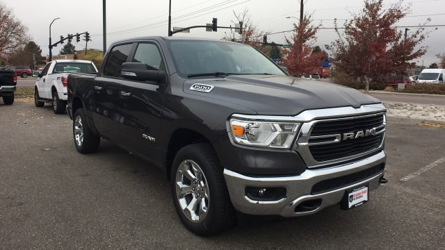 2019 Ram 1500 Crew Cab 4x4,  Pickup #R2896 - photo 10