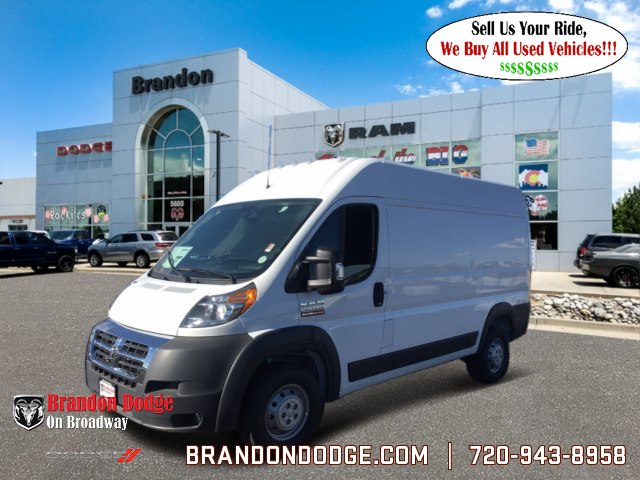 2018 ProMaster 2500 High Roof FWD,  Empty Cargo Van #R2922 - photo 1