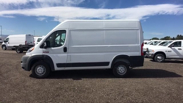 2018 ProMaster 2500 High Roof FWD,  Empty Cargo Van #R2957 - photo 7