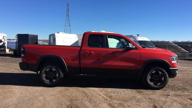 2019 Ram 1500 Quad Cab 4x4,  Pickup #R2989 - photo 7