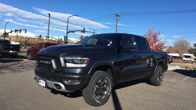 2019 Ram 1500 Crew Cab 4x4,  Pickup #R3017 - photo 3