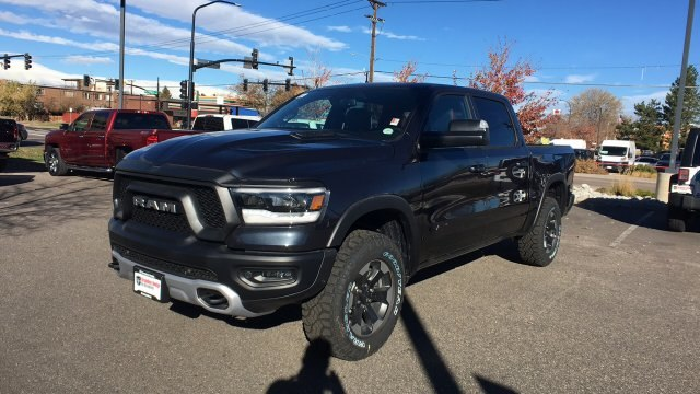 2019 Ram 1500 Crew Cab 4x4,  Pickup #R3017 - photo 5