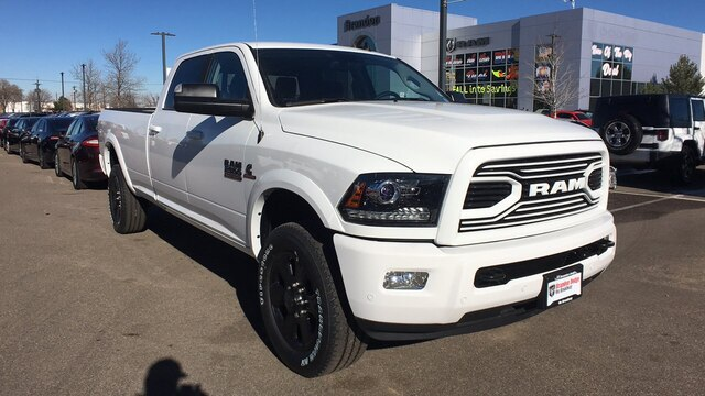 2018 Ram 2500 Crew Cab 4x4,  Pickup #R3036 - photo 8