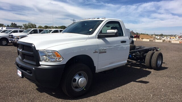 2018 Ram 3500 Regular Cab DRW 4x4,  Cab Chassis #R3037 - photo 3