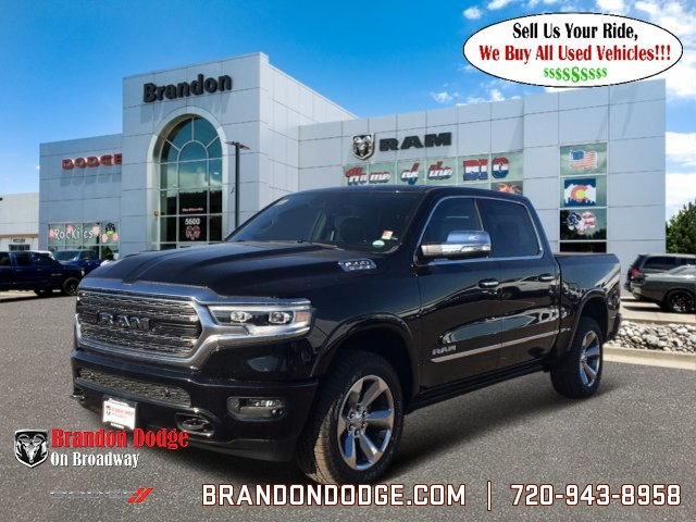 2019 Ram 1500 Crew Cab 4x4,  Pickup #R3100 - photo 1