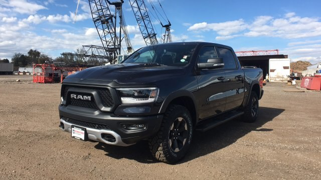 2019 Ram 1500 Crew Cab 4x4,  Pickup #R3126 - photo 3