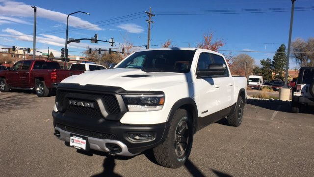 2019 Ram 1500 Crew Cab 4x4,  Pickup #R3142 - photo 3
