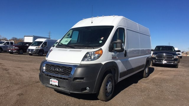 2019 ProMaster 3500 High Roof FWD,  Empty Cargo Van #R3159 - photo 3