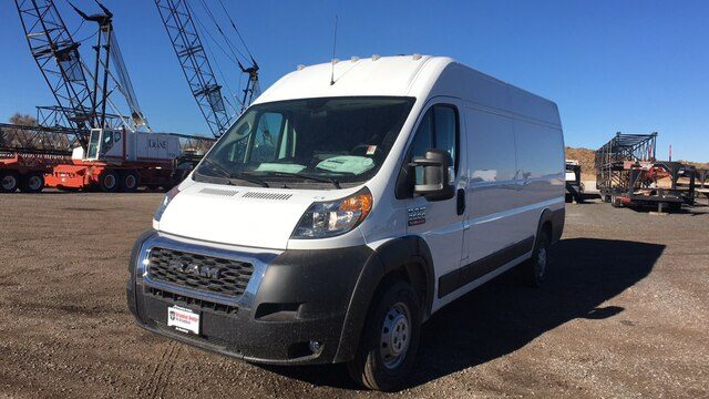 2019 ProMaster 3500 High Roof FWD,  Empty Cargo Van #R3161 - photo 3