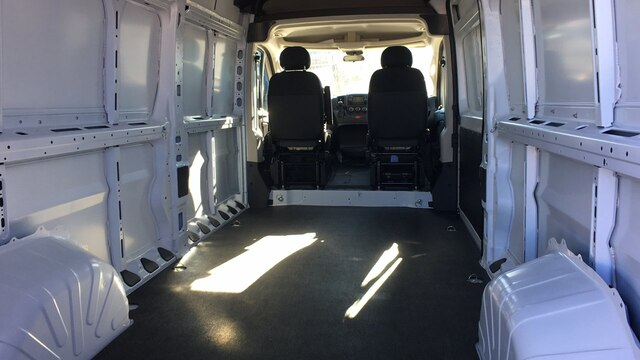 2019 ProMaster 3500 High Roof FWD,  Empty Cargo Van #R3161 - photo 2