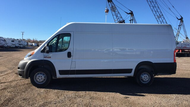 2019 ProMaster 3500 High Roof FWD,  Empty Cargo Van #R3161 - photo 4