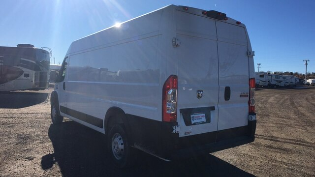2019 ProMaster 3500 High Roof FWD,  Empty Cargo Van #R3161 - photo 5