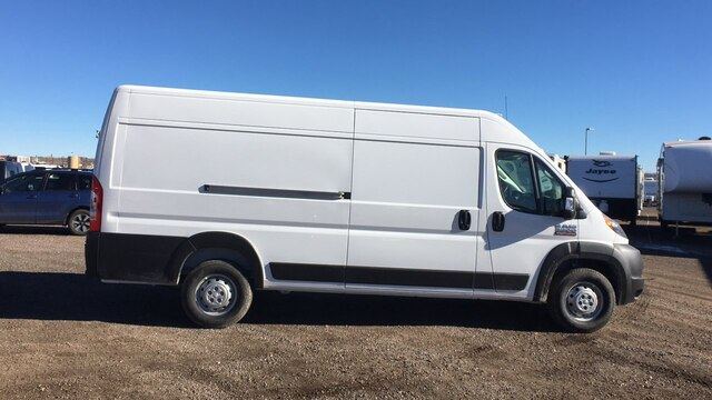 2019 ProMaster 3500 High Roof FWD,  Empty Cargo Van #R3161 - photo 8