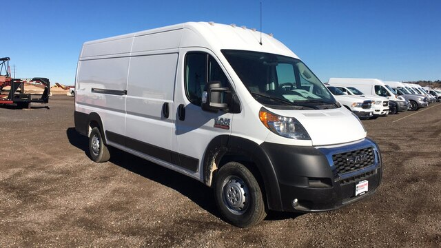2019 ProMaster 3500 High Roof FWD,  Empty Cargo Van #R3161 - photo 9