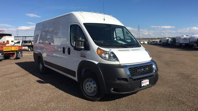 2019 ProMaster 3500 High Roof FWD,  Empty Cargo Van #R3168 - photo 11
