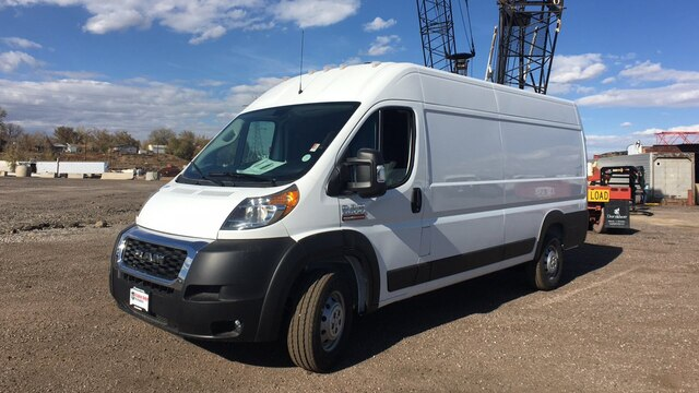 2019 ProMaster 3500 High Roof FWD,  Empty Cargo Van #R3168 - photo 3