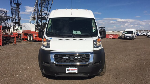 2019 ProMaster 3500 High Roof FWD,  Empty Cargo Van #R3168 - photo 4