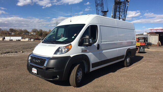 2019 ProMaster 3500 High Roof FWD,  Empty Cargo Van #R3168 - photo 5