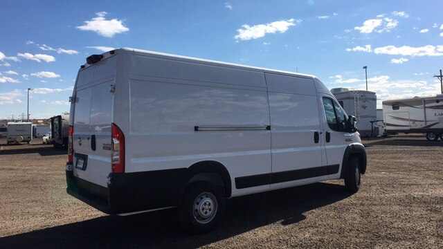 2019 ProMaster 3500 High Roof FWD,  Empty Cargo Van #R3168 - photo 9