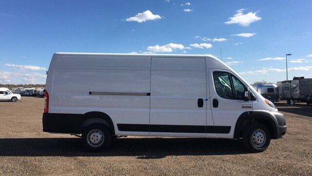 2019 ProMaster 3500 High Roof FWD,  Empty Cargo Van #R3168 - photo 10