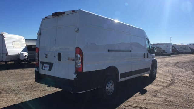 2019 ProMaster 3500 High Roof FWD,  Empty Cargo Van #R3169 - photo 7